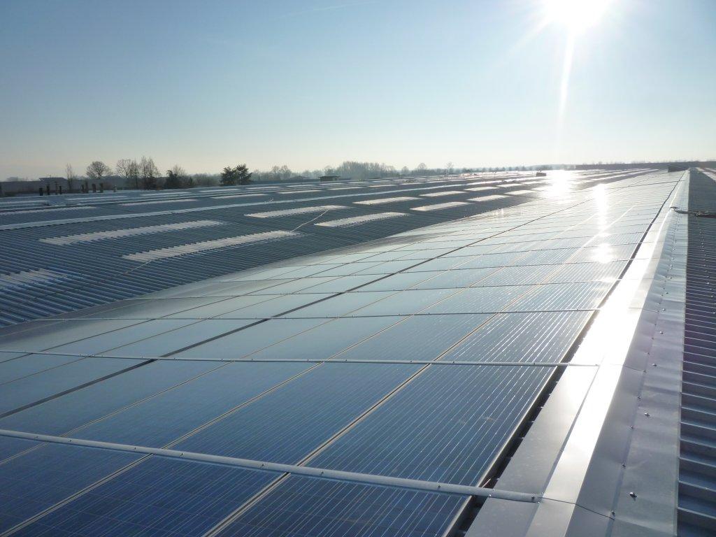 Impianto fotovoltaico 2,5 MW - 2010