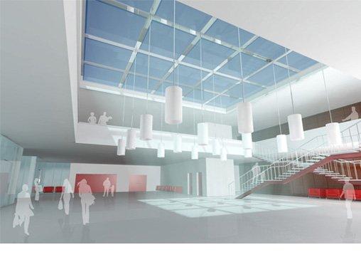 Concorso d'idee per la progettazione della Città della Musica a Viadana (MN) - 2009 - 4° classificato